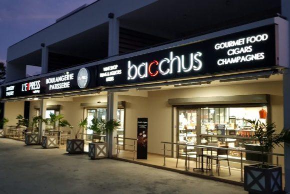 Boulangerie Bacchus & L'express